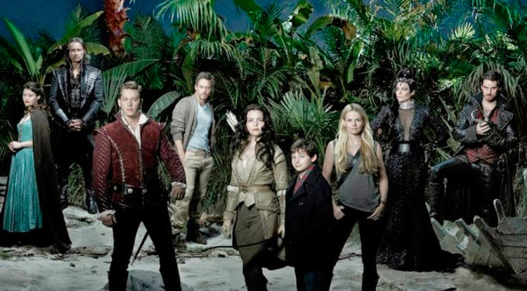 Personajes Once Upon a Time