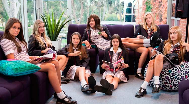 Ja'mie: Private School Girl destacada