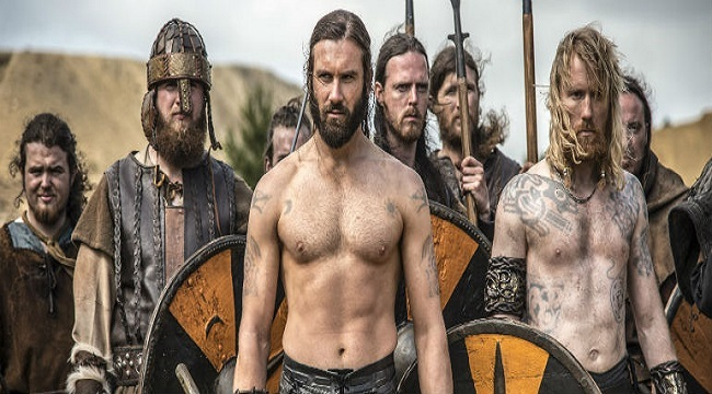 La 4 temporada de Vikingos llega a TNT - Reino de Series : Reino de ...