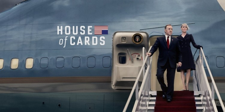 cuarta temporada de House of Cards