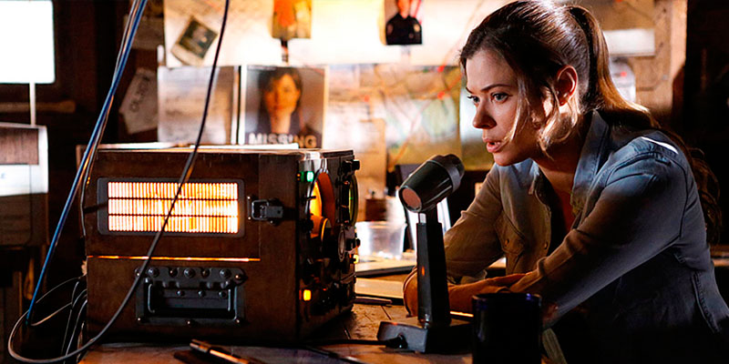 frequency análisis serie the cw