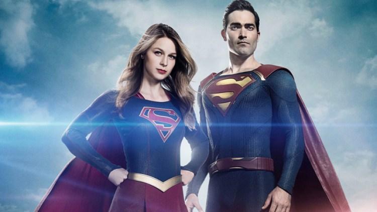 superhéroes de the cw supergirl