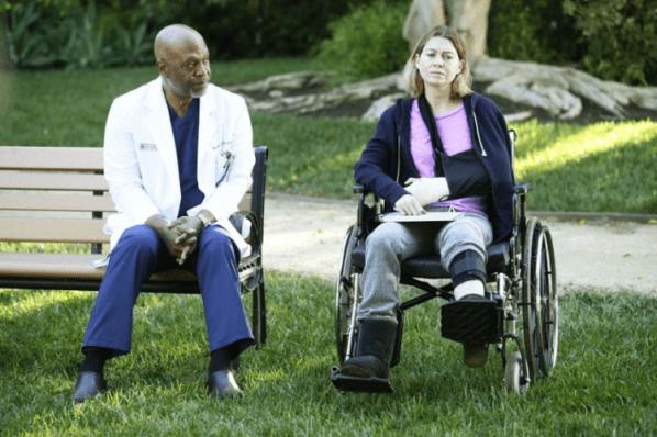 Las cosas se ponen más que Grey para Meredith