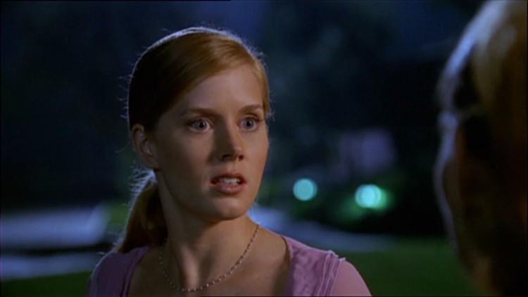 Amy Adams en Buffy