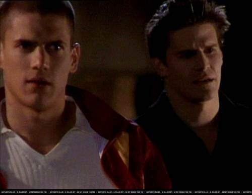 Wentworth Miller en buffy