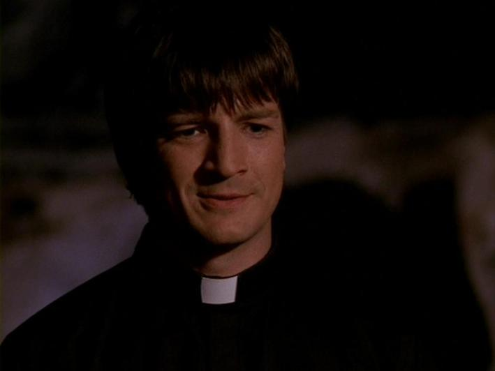 Nathan Fillion en Buffy