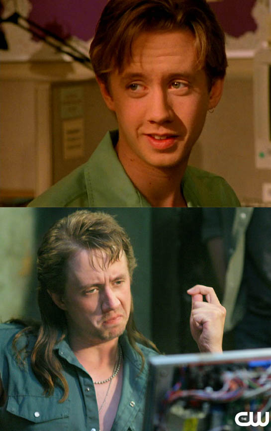 Chad Lindberg en Buffy