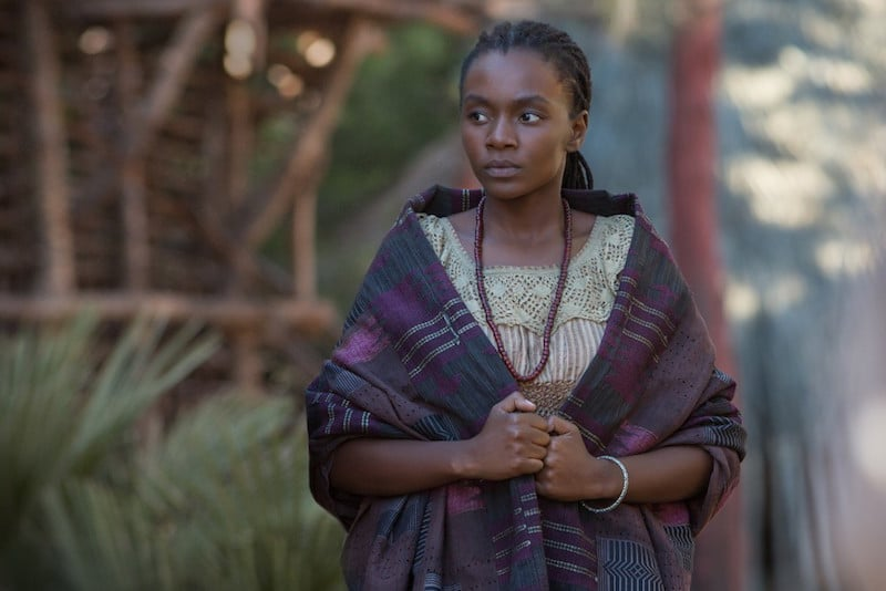 Madi es interpretada por Zethu Dlomo en Black Sails