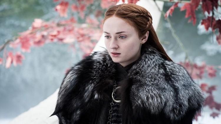 Sansa Stark Diosa del Reino