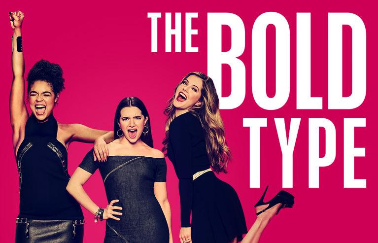 Póster oficial de The Bold Type