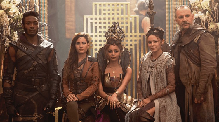 The Shannara Chronicles segunda temporada