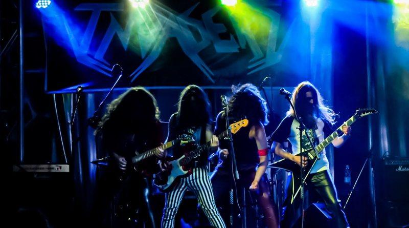 Crónica y fotos del concierto de INVADERS (25-04-2021 Sala Vizzio, Alcorcón – Madrid – )