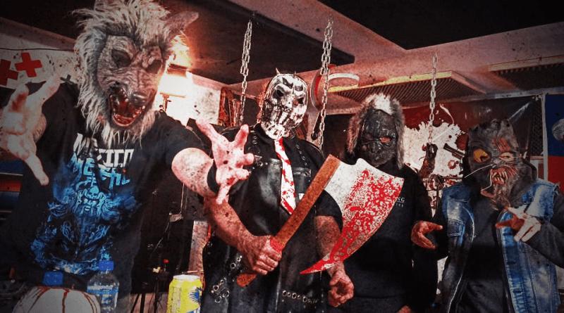 CUENTOS DE LOS HERMANOS GRIND presentará nuevo material en un Live Session y adelanta videoclip (Sound Blast Media )