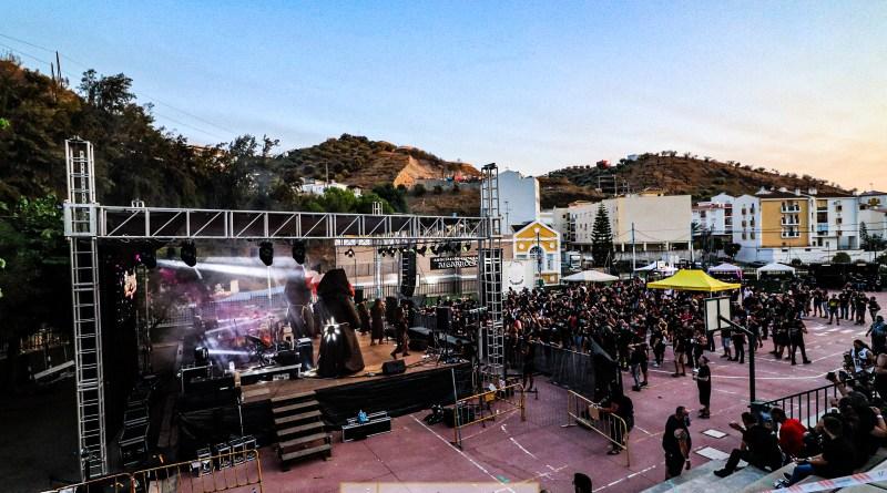 Crónica y fotos del Algarroba Rock (11-09-2021 CEIP José Gil López, Algarrobo – Málaga -)