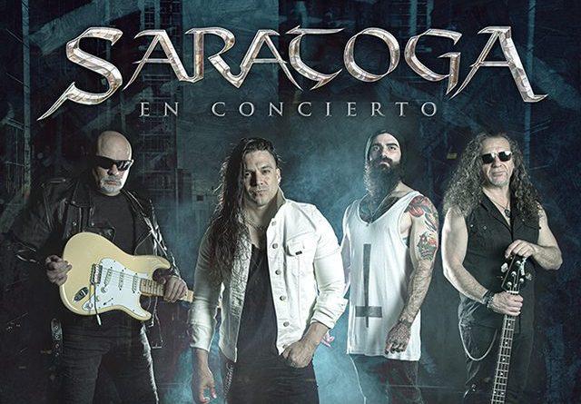 SARATOGA agregan nuevas fechas a su gira xxx aniversario.
