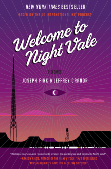 https://www.goodreads.com/book/show/23129410-welcome-to-night-vale