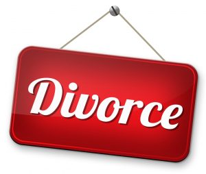 divorce amiable