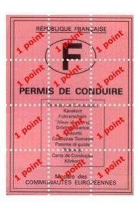 permis de conduire annulé