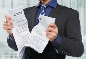 rupture contrat travail période d essai délai prevenance