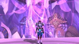 Cinder's holy paladin transmog