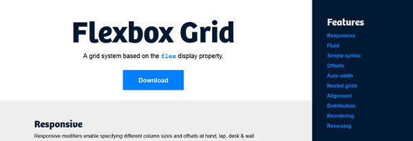 Flexbox Grid
