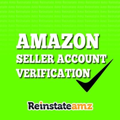 reinstateamz.com - AMAZON SELLER ACCOUNT VERIFICATION