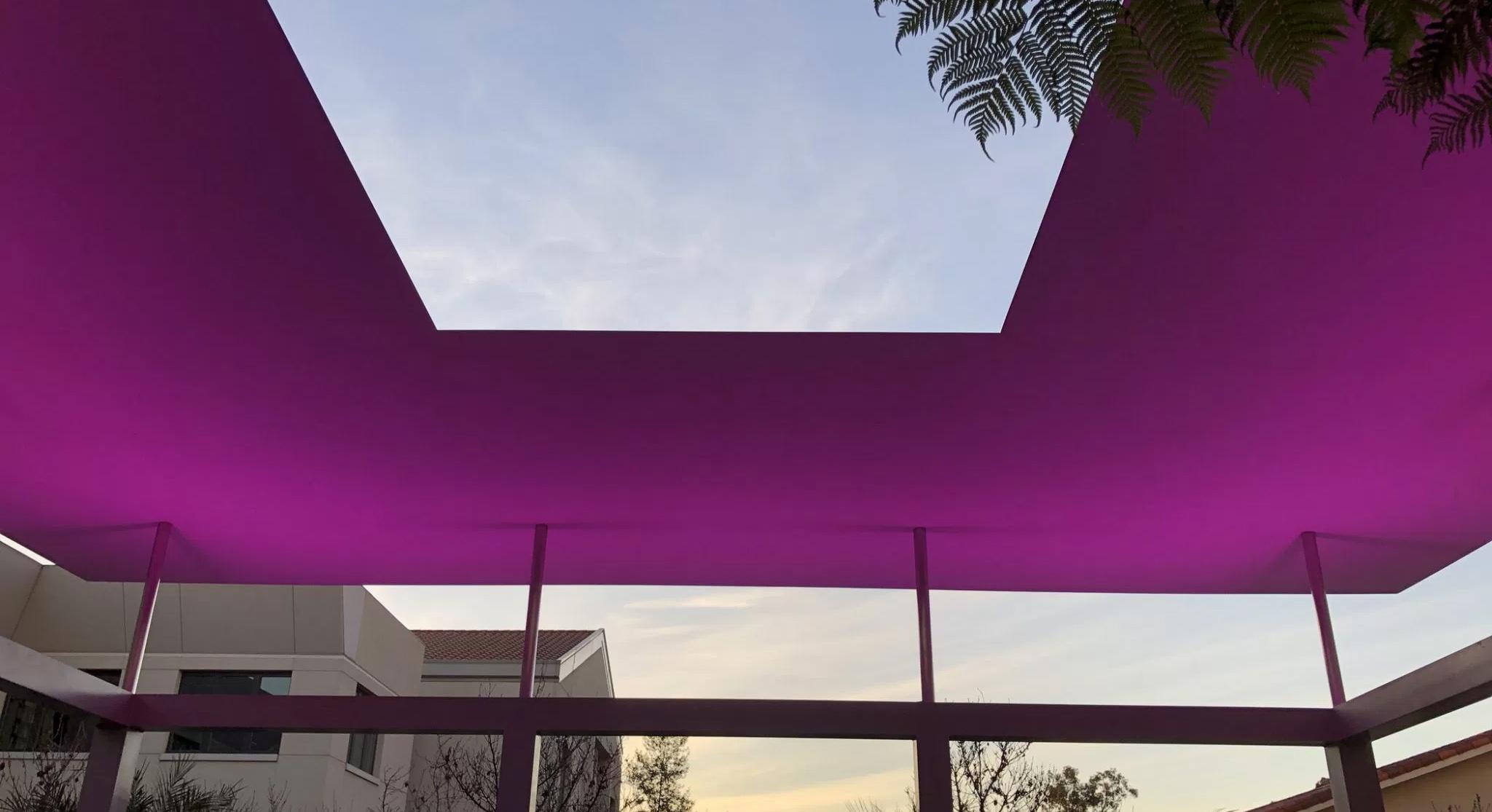 James Turrell – Dividing The Light