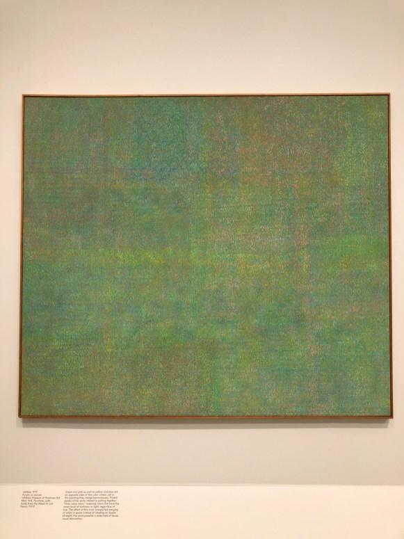Howardena Pindell, Untitled, 1970