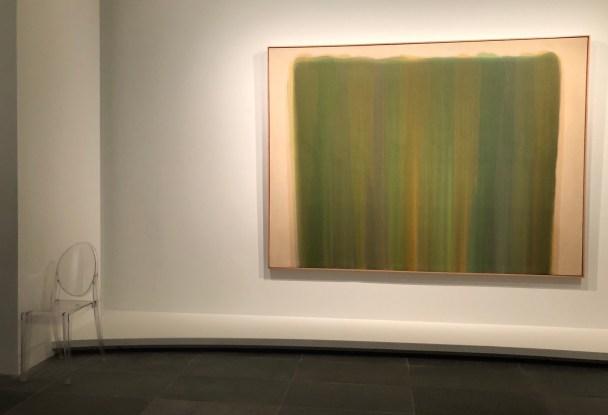 Morris Louis, Vernal (1960)