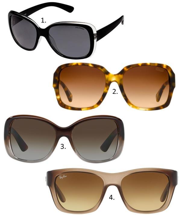 Sunglasses - Round Face_0