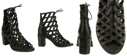 lattice shoes