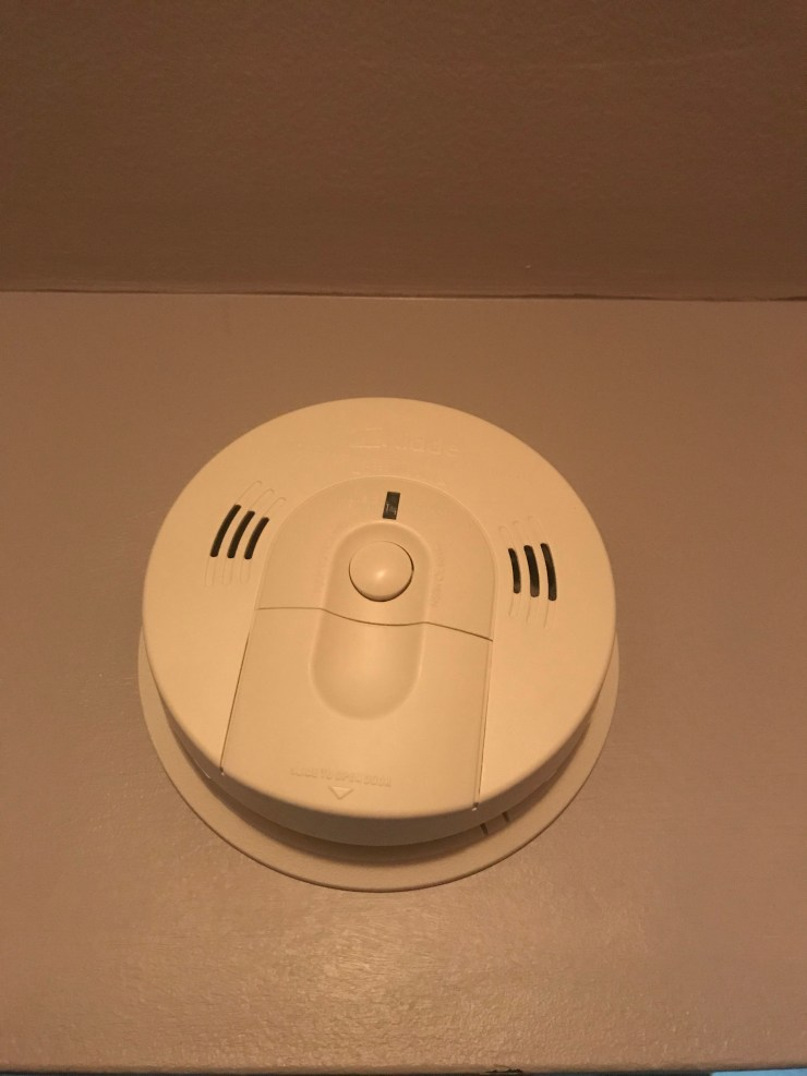 Smoke and Carbon Monoxide Detector