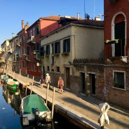 Reisetipp Venedig: Kanal in Dorsoduro