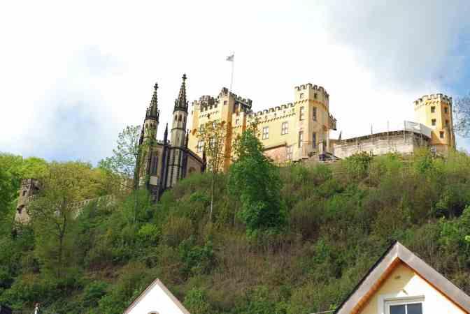 Schloss Stolzenfels Koblenz
