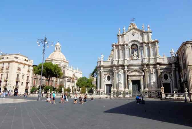 Piazza del Duomo - Catania