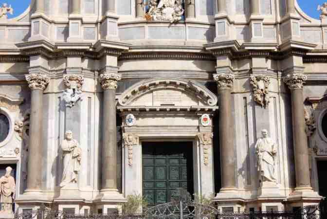 Cattedrale di Sant'Agata - Kathedraal Catania