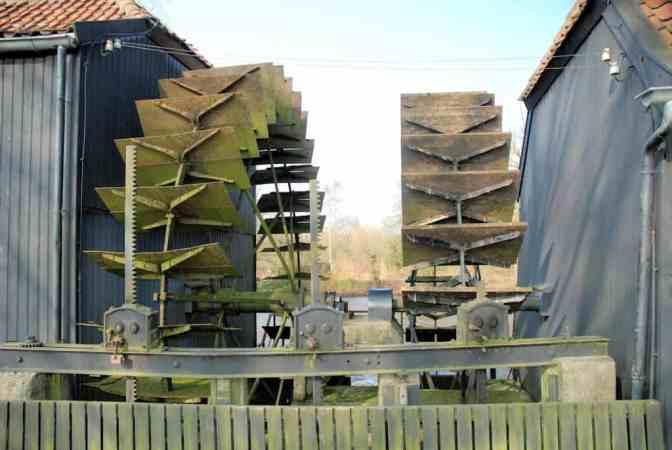 Waterrad Collse watermolen