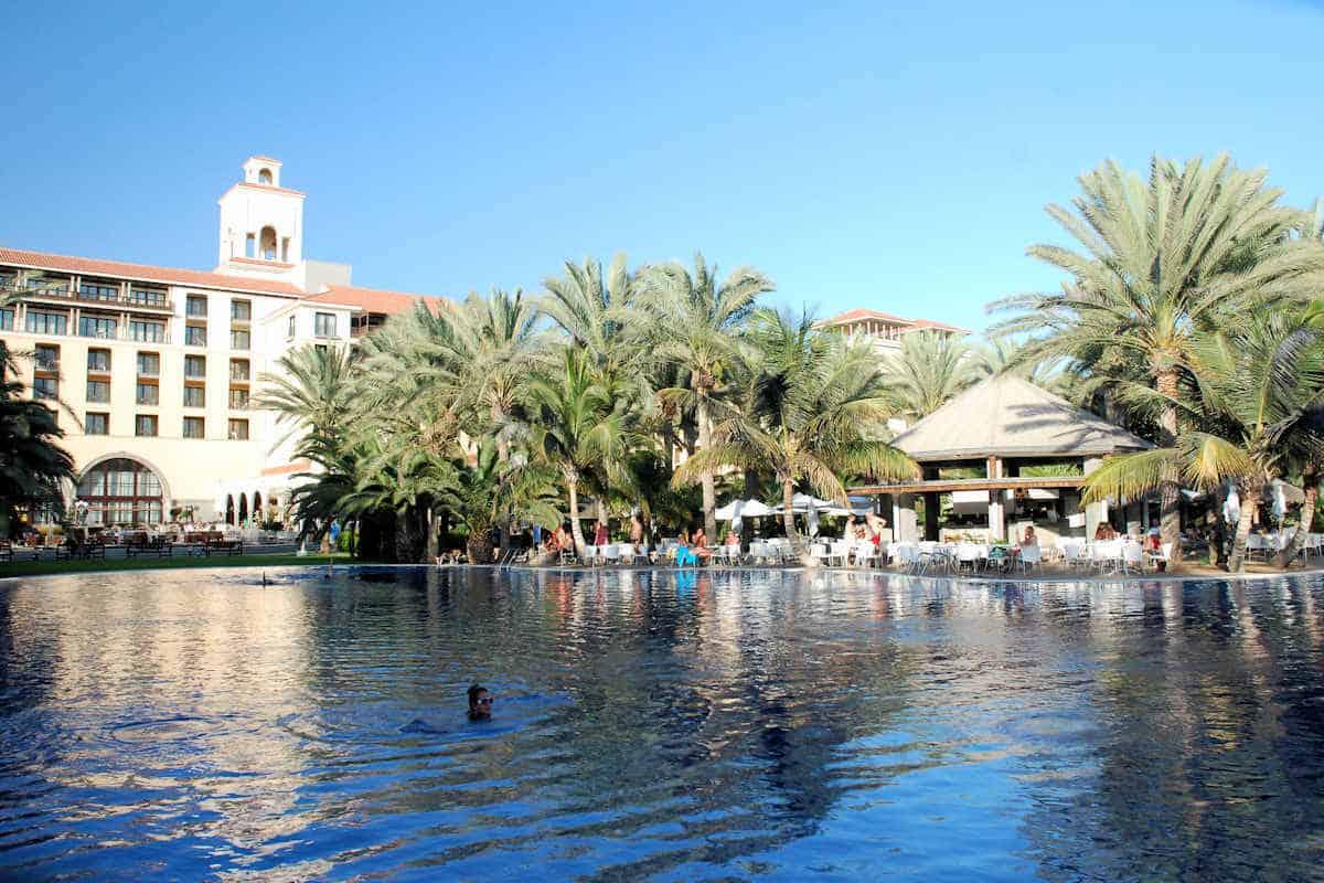Zwembad Lopesan Costa Meloneras