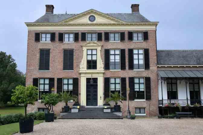 Kasteel Rozendael, Rozendaal