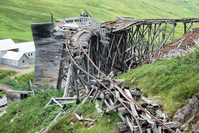 Independence Mine - Wasilla