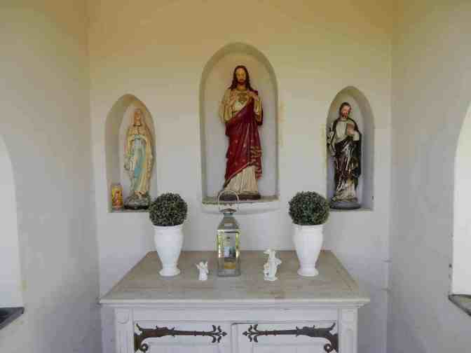 Moeder Gods Kapel gemeente Eys