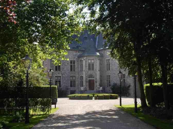 Kasteel Château Wittem Zuid Limburg