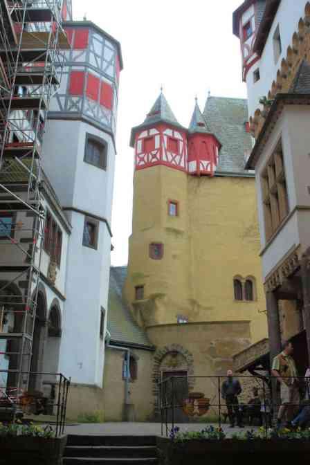 Burg Eltz - tussen Koblenz en Cochem