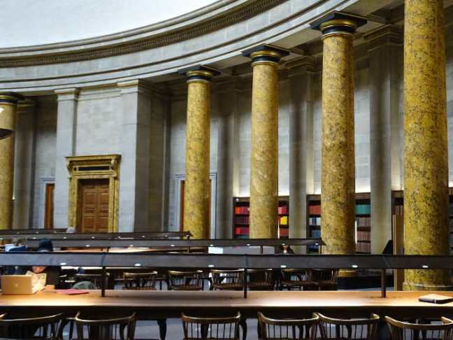 Manchester 2016: Manchester Central Library