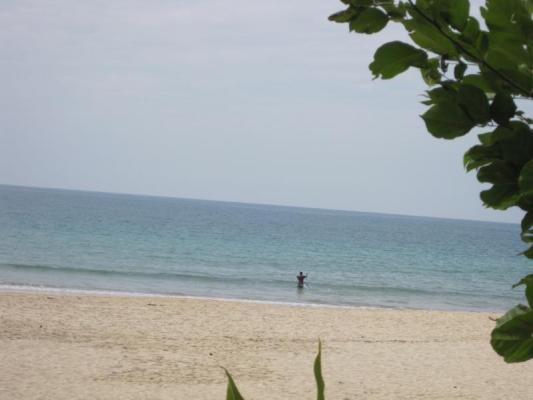 31.01.2011 , NGAPALI BEACH - YANGON - WIEN