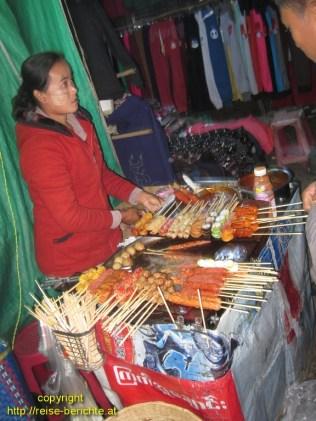 lashio market