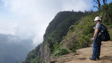 Worlds End, Horton Plains