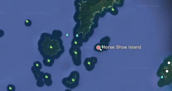 horse-shoe