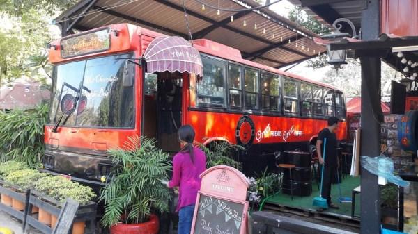 YGN Bus Cafe