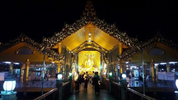 Kyaethoon Pagoda